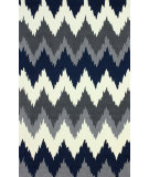 RugStudio presents Nuloom Hand Tufted Carmine Grey Hand-Tufted, Good Quality Area Rug