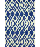 RugStudio presents Nuloom Machine Made Romeo Blue Machine Woven, Good Quality Area Rug