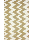 RugStudio presents Nuloom Machine Made Vita Beige Machine Woven, Good Quality Area Rug
