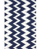 RugStudio presents Nuloom Machine Made Vita Navy Machine Woven, Good Quality Area Rug