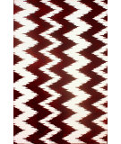 RugStudio presents Nuloom Machine Made Vita Red Machine Woven, Good Quality Area Rug