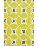 RugStudio presents Nuloom Hand Tufted Alexis Sunflower Hand-Tufted, Good Quality Area Rug
