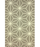 RugStudio presents Nuloom Hand Hooked Sparkle Grey Taupe Hand-Hooked Area Rug