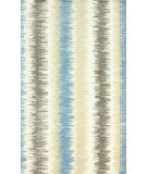 RugStudio presents Nuloom Machine Made Flushed Blue Machine Woven, Good Quality Area Rug