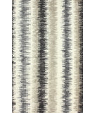 RugStudio presents Nuloom Machine Made Flushed Grey Machine Woven, Good Quality Area Rug