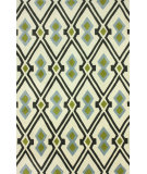 RugStudio presents Nuloom Hand Tufted Lola Green Hand-Tufted, Good Quality Area Rug