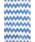 RugStudio presents Nuloom Machine Made Morganna Blue Machine Woven, Good Quality Area Rug