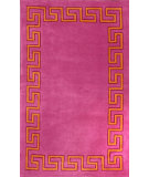 RugStudio presents Nuloom Machine Tufted Fruits Pink Machine Woven, Good Quality Area Rug