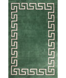 RugStudio presents Nuloom Machine Tufted Fruits Green Machine Woven, Good Quality Area Rug