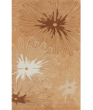 RugStudio presents Nuloom Hand Tufted Sunburst Brown Hand-Tufted, Good Quality Area Rug