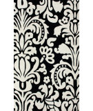 RugStudio presents Nuloom Hand Tufted Modern Scroll Ivory Hand-Tufted, Good Quality Area Rug