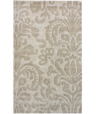 RugStudio presents Nuloom Hand Tufted Modern Scroll Beige Hand-Tufted, Good Quality Area Rug