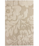 RugStudio presents Nuloom Hand Tufted Bold Floral Beige Hand-Tufted, Good Quality Area Rug