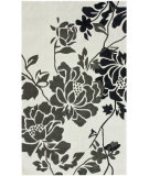 RugStudio presents Nuloom Hand Tufted Madison Black Hand-Tufted, Good Quality Area Rug