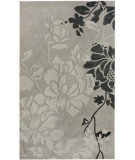 RugStudio presents Nuloom Hand Tufted Madison Gray Hand-Tufted, Good Quality Area Rug