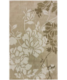 RugStudio presents Nuloom Hand Tufted Madison Beige Hand-Tufted, Good Quality Area Rug