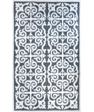 RugStudio presents Nuloom Machine Made Wilma Black Machine Woven, Good Quality Area Rug