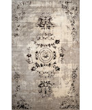 RugStudio presents Nuloom Machine Made Vintage Viscose Emmer Ivory Machine Woven, Better Quality Area Rug