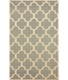RugStudio presents Nuloom Machine Woven Milagros Light Grey Machine Woven, Good Quality Area Rug