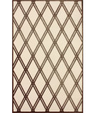 RugStudio presents Nuloom Machine Woven Alfred Brown Machine Woven, Good Quality Area Rug
