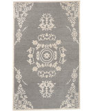 RugStudio presents Nuloom Machine Made Billie Light Grey Machine Woven, Good Quality Area Rug