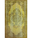RugStudio presents Nuloom Machine Made Chroma Funky Yellow Machine Woven, Good Quality Area Rug