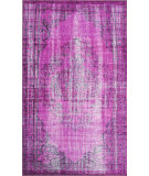 RugStudio presents Nuloom Machine Made Chroma Violet Machine Woven, Good Quality Area Rug