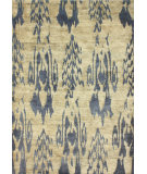 RugStudio presents Nuloom Hand Knotted Angelika Hand-Knotted Hemp And Wool Natural Hand-Knotted, Best Quality Area Rug