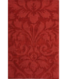 RugStudio presents Nuloom Hand Tufted Modern Damask Wine Hand-Tufted, Good Quality Area Rug