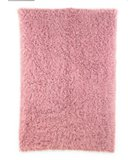 RugStudio presents Nuloom Flokati Standard FFS05 Dusty Rose Area Rug