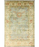 RugStudio presents Nuloom Hand Knotted Pardis Peshawar Multi Hand-Knotted, Good Quality Area Rug