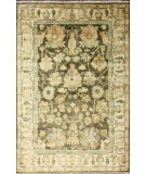 RugStudio presents Nuloom Hand Knotted Bahman Peshawar Light Brown Hand-Knotted, Good Quality Area Rug