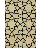RugStudio presents Nuloom Hand Tufted Starina Black Hand-Tufted, Good Quality Area Rug