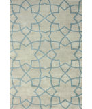 RugStudio presents Nuloom Hand Tufted Starina Sky Hand-Tufted, Good Quality Area Rug
