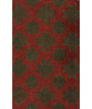 RugStudio presents Nuloom Hand Tufted Carlton Brown Hand-Tufted, Good Quality Area Rug