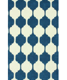 RugStudio presents Nuloom Hand Tufted Henry Navy Hand-Tufted, Good Quality Area Rug