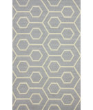 RugStudio presents Nuloom Hand Hooked Charles Indoor/ Outdoor Grey Hand-Hooked Area Rug