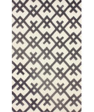 RugStudio presents Nuloom Hand Tufted Daphne Grey Hand-Tufted, Good Quality Area Rug
