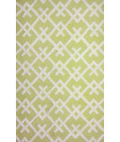 RugStudio presents Nuloom Hand Tufted Daphne Yellow Hand-Tufted, Good Quality Area Rug