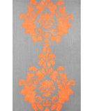 RugStudio presents Nuloom Hand Hooked Josephine Cotton Orange Hand-Hooked Area Rug
