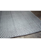 RugStudio presents Nuloom Hand Loomed Opal Grey Woven Area Rug