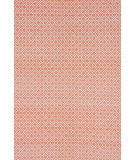 RugStudio presents Nuloom Hand Loomed Citrine Trellis Orange Woven Area Rug