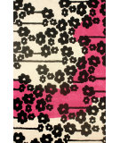RugStudio presents Nuloom Hand Tufted Lush Fuschia Hand-Tufted, Good Quality Area Rug