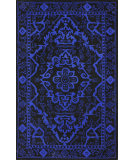 RugStudio presents Nuloom Hand Tufted Newport Blue Hand-Tufted, Good Quality Area Rug