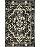 RugStudio presents Nuloom Hand Tufted Newport Black Hand-Tufted, Good Quality Area Rug