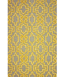RugStudio presents Nuloom Hand Tufted Casey Yellow Hand-Tufted, Good Quality Area Rug