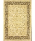 RugStudio presents Nuloom Machine Made Salar Brown Machine Woven, Good Quality Area Rug
