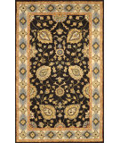 RugStudio presents Nuloom Hand Tufted Caroline Black Hand-Tufted, Good Quality Area Rug