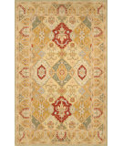 RugStudio presents Nuloom Hand Tufted Sylvia Gold Hand-Tufted, Good Quality Area Rug