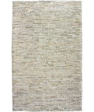 RugStudio presents Nuloom Textures Cow Hide Patchwork Beige Hand-Tufted, Good Quality Area Rug